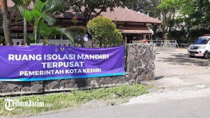 2 Gedung Ini Jadi Tempat Isolasi Terpusat di Kota Kediri, OTG Covid-19 Boleh Pakai, Gini Prosedurnya