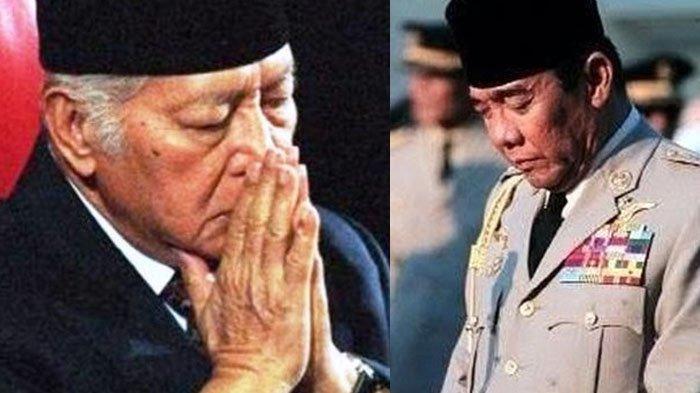Isi Surat Khusus Soekarno Saat Kekuasaannya Jatuh dan Ditujukan ke Soeharto, Tak Pernah Dibalas