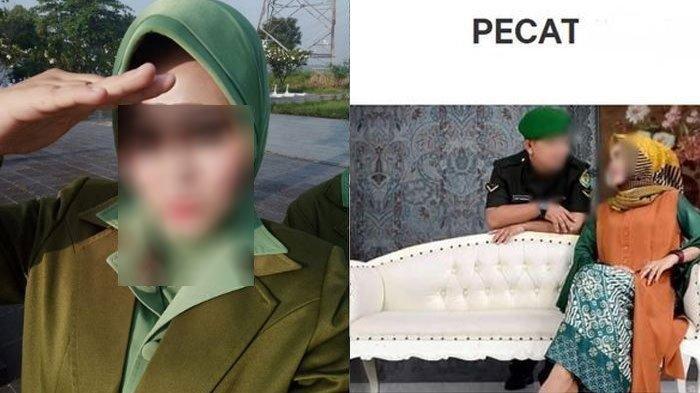Ingat Istri TNI Dulu Bikin Petisi Pecat Suami karena Selingkuh, Masa Lalu Terungkap, Pelakor Juga?