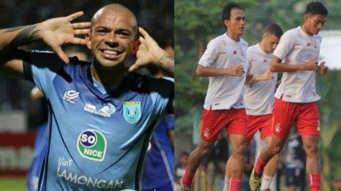 TERPOPULER BOLA: Arema FC Waspadai Ivan Carlos - 2 Pemain Inti Persik Kediri Absen Hadapi PS Sleman