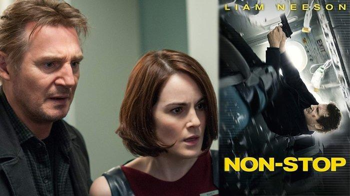 Sinopsis Film Non-Stop Dibintangi Liam Neeson, Tayang Malam Ini di Bioskop Trans TV Pukul 21.30 WIB