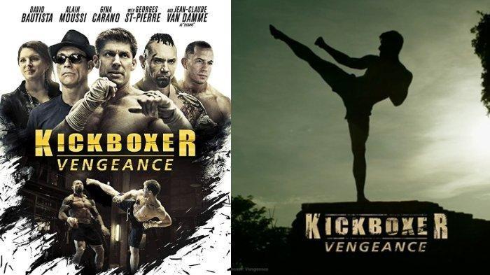 Sinopsis Kickboxer: Vengeance, Dibintangi David Bautista & Gina Carano, Tayang Malam Ini di Trans TV