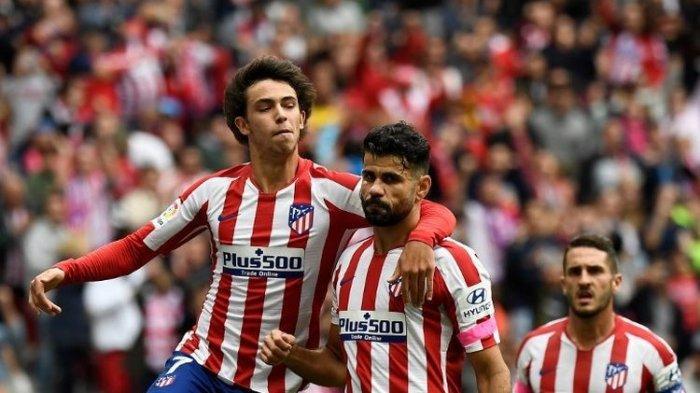 Wonderkid Atletico Madrid Positif Terjangkit Covid-19
