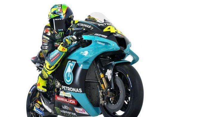 Komentar Valentino Rossi Usai Finis di Peringkat Ke-14 pada Tes Pramusim MotoGP Qatar