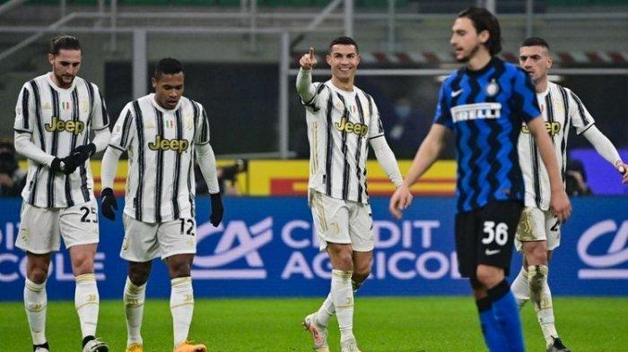 Jadwal Semifinal Coppa Italia Juventus vs Inter Milan - Andrea Pirlo Tak ingin Buang Kesempatan Emas