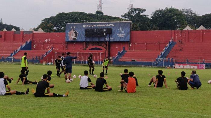 Besok, Persik Kediri akan Gelar Latihan Tatap Liga 1 2021
