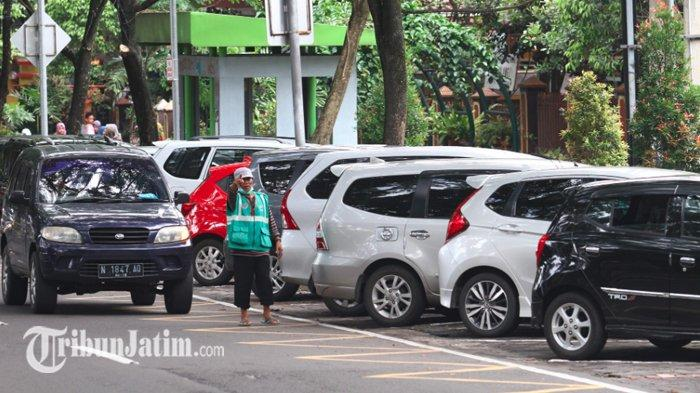 Tekan Kebocoran Pendapatan, Pemkot Malang Bakal Terapkan e-Parking, Juru Parkir Jadi Karyawan BUMD
