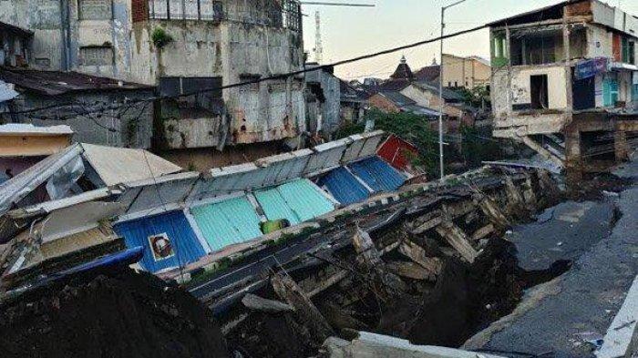 Anggaran Perbaikan Jalan Sultan Agung Jember Sebesar Rp 13 Miliar Diperkirkan Tidak Cukup