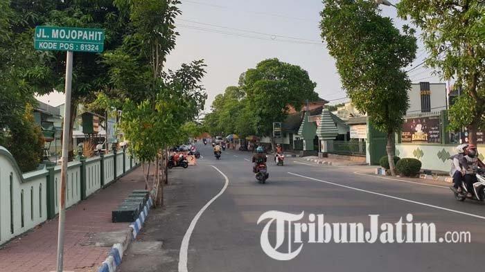 Rencana Pembangunan Skywalk Mojopahit di Alun-alun Kota Mojokerto, Biaya Diperkirakan Capai Rp 11 M