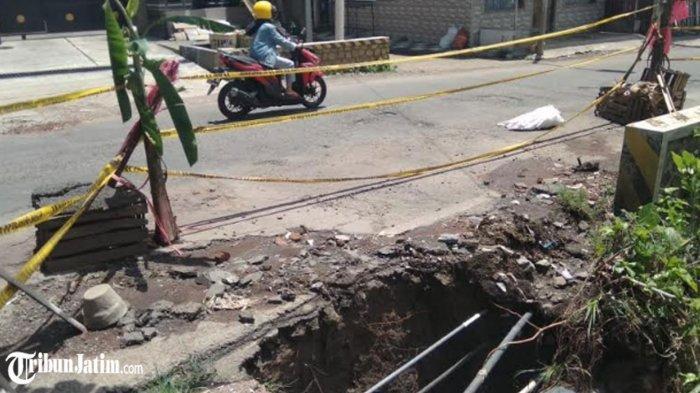 3 Ruas Jalan di Kota Batu Diperbaiki, Target H -3 Lebaran 2021 Sudah Selesai