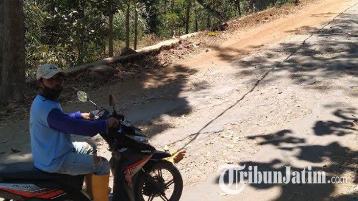 Warga Resah Jalan Larmani Rusak Parah, Bahaya,DPUPR Kota Batu Langsung Anggarkan Rp198 Juta