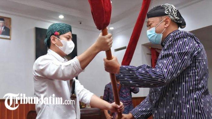 Rangkaian Awal Perayaan HUT Trenggalek Ke-827, Dilakukan Jamasan 7 Pusaka Dipimpin Bupati Mas Ipin