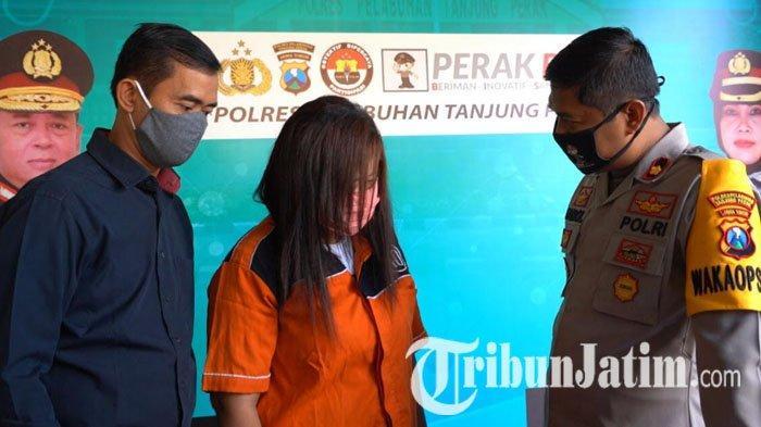 Modus Tanya Alamat, Wanita Surabaya Jambret Anting Anak Kecil, Teriakan Kakak Korban Buatnya Dibui