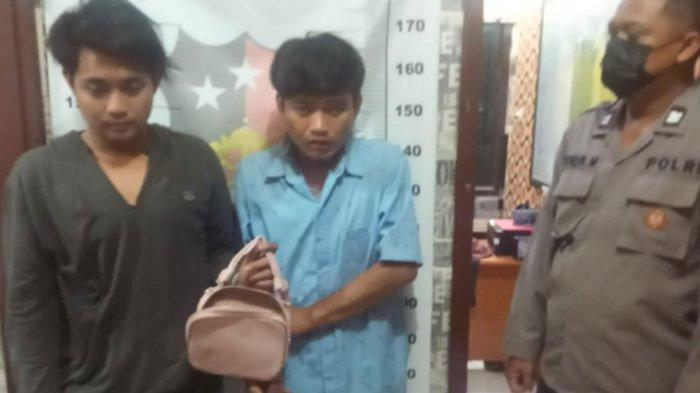 Jambret Muda Ketiban Motor Korbannya Saat Narik Tas, Pelaku Asal Surabaya Langsung Jadi Samsak Hidup