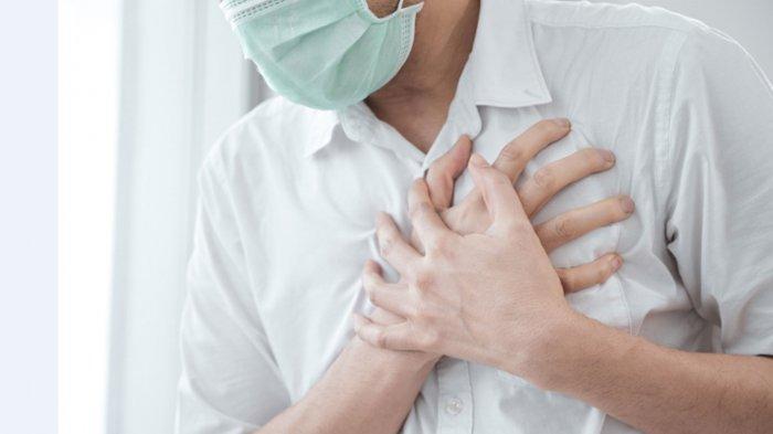 ILUSTRASI - Penyakit jantung.