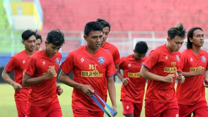 Ganti Pelatih, Arema FC Pastikan Belum Ubah Target Musim Ini