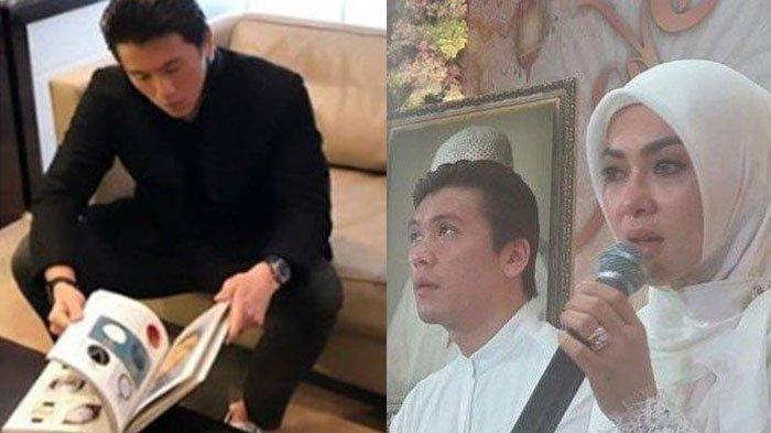 Tiba-tiba Syahrini Bahas Sabar dan Mengikhlaskan, Reino Berubah? Fans Curigai Foto IG Suami Incess