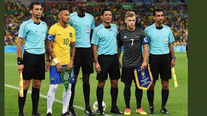 Jadwal Lengkap Sepak Bola Olimpiade Tokyo 2020, Ada Super Big Match Brasil vs Jerman Live di TVRI