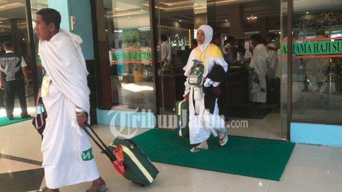 Jelang Kedatangan Jemaah Haji, KKP Kelas I Surabaya Laksanakan Pengasapan Asrama Haji