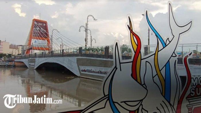 Jembatan Joyoboyo sudah melalui uji kelayakan. Pakar dari ITS sudah menguji kelaikan jembatan anyar itu.