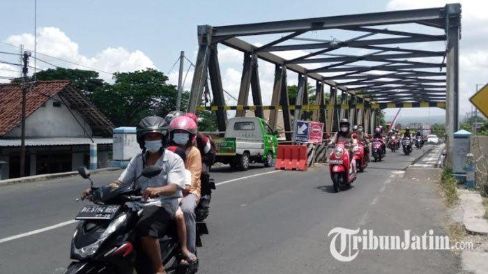 Mulai Besok, Jembatan Karangrejo Ditutup Total hingga Awal Desember 2021 untuk Proyek Perbaikan