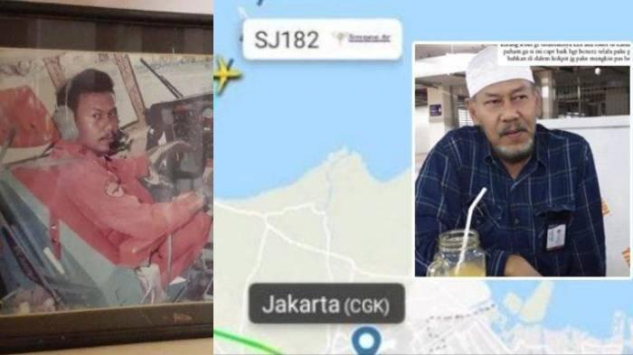 Haru Prosesi Pemakaman Pilot Afwan, Fenomena Tragedi Sriwijaya Air, Istri Okky Bisma: Surga Capt