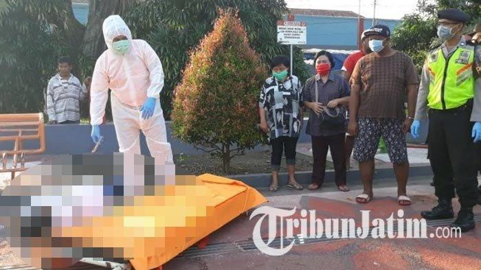 Pria Meninggal saat Berolahraga di Alun-alun Blitar, Sempat Lari & Ngobrol dengan Petugas Kebersihan