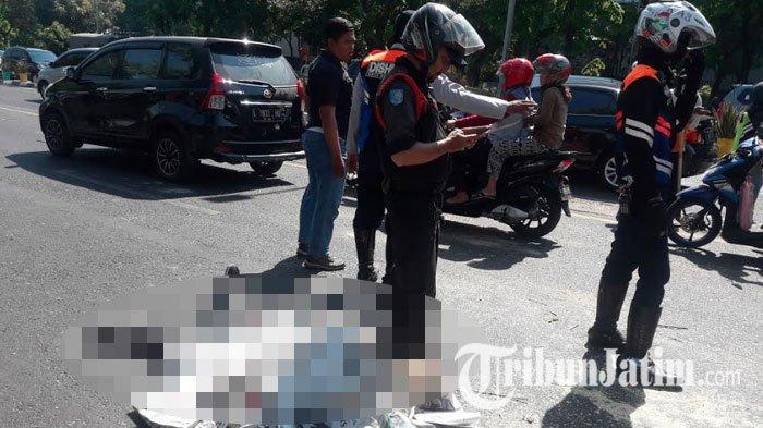 Pohon Tumbang di Jalan A Yani Surabaya Tewaskan Pengendara Motor, DKRTH Duga Akibat Kecepatan Kereta
