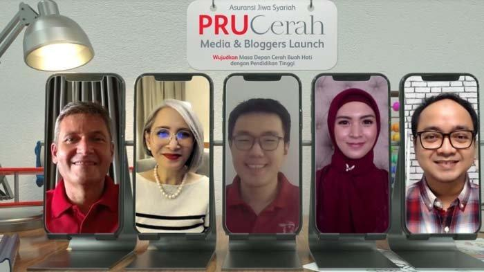 Prudential Luncurkan Produk Asuransi Tradisional Berbasis Syariah dengan Manfaat Dana Pendidikan