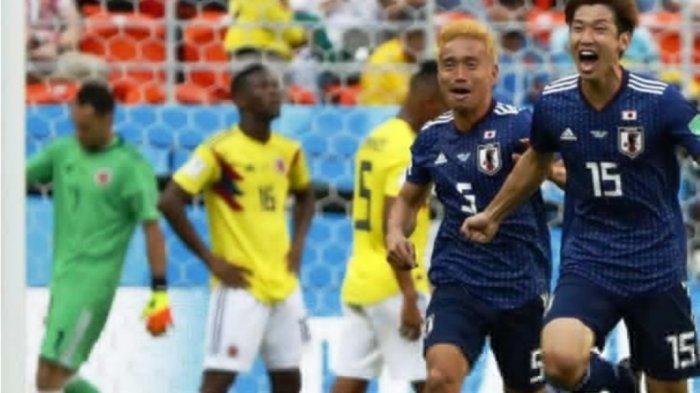 Terungkap, Timnya Kalahkan Kolombia di Piala Dunia, Suporter Jepang Malah Berbuat Begini di Stadion