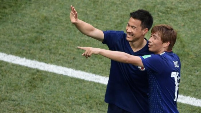 Dikalahkan Polandia, Timnas Jepang 'Mujur' Lolos ke 16 Besar Berkat Kartu Kuning Minim