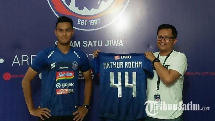 Bisnis Impian Striker Muda Arema FC M Rafli, Punya Prospek Bagus untuk Dikembangkan di Malang
