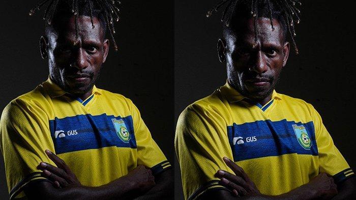 Kuning Menyala, Baru Dua Jam Dilaunching, Jersey Gresik United Sudah Ludes