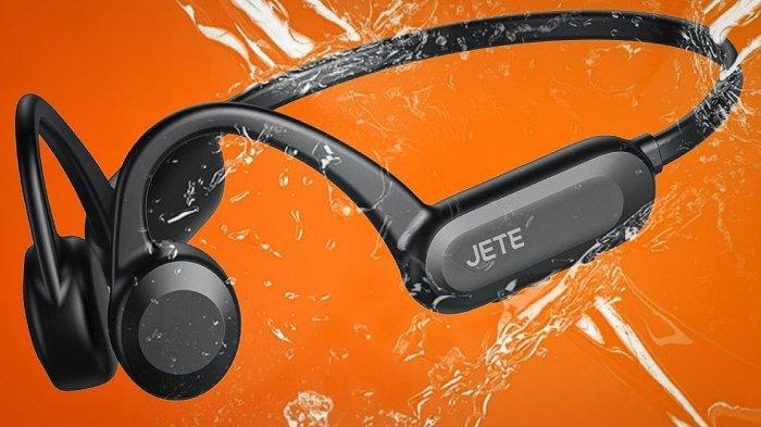 Sasar Pecinta Olahraga, JETE Rilis Headset Bluetooth JETE Open Ear 2, Tahan Air Hingga 5 Meter
