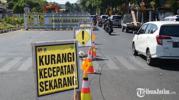 Hanya ini Kompensasi Penutupan Jalan Yos Sudarso Surabaya untuk Tempat Usaha Terdampak