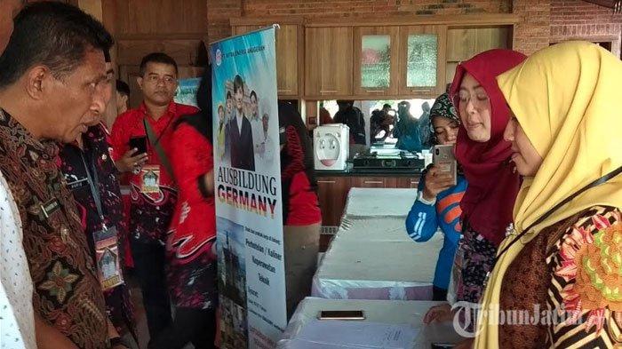 Gelar Job Fair Mini 4 Kali Setahun, Wabup Marhaenis Harap Angka Pengangguran di Blitar Turun