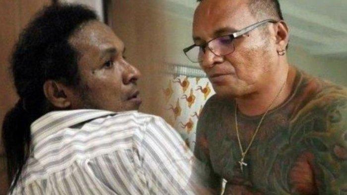 Cerita John Kei di Nusakambangan, Dirantai dan Jalan Jongkok di Penjara, Akui Tobat: Dibentuk Tuhan