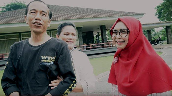 Mengintip Rumah Jokowi di Solo, Dulu Beli Nyicil Sekelilingnya Sawah, Kini Ada Sumur dan Ruang Salat
