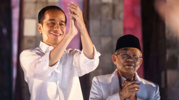 Nama-nama Calon Menteri Jokowi-Ma'ruf Amin Beredar di Sosmed, Respon Para Menteri: Jalan Allah