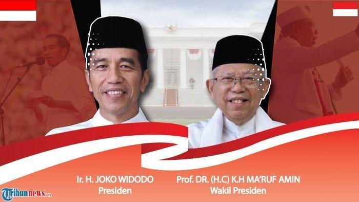 Jokowi-Ma'ruf Amin Resmi Ditetapkan Sebagai Presiden dan Wakil Presiden Terpilih 2019 oleh KPU