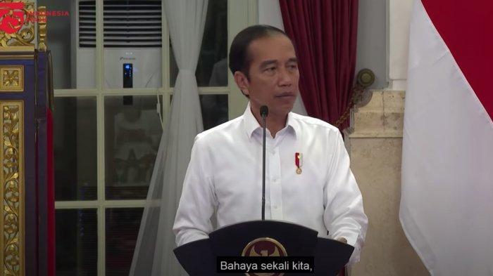 Alasan Istana Unggah Video Jokowi Marah, Arti Mimik Wajah Presiden Dikuak Pakar 'Tekanan Luar Biasa'