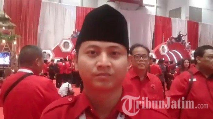 Jokowi Pidato Soal Ekonomi di Rakernas I PDIP, Cak Ipin Ngaku Siap Laksanakan di Trenggalek