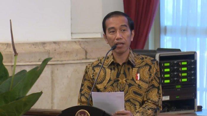 Jokowi Resmikan Bendungan Kamijoro di Hari Terakhir Tahun 2019, Malam Tahun Barunya di Yogyakarta