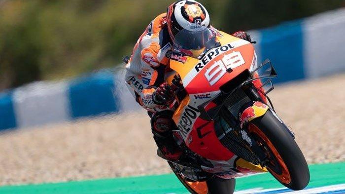 Gagal Dapat Hasil Maksimal FP Hari Pertama MotoGP Catalunya, Jorge Lorenzo Keluhkan Kondisi Lintasan