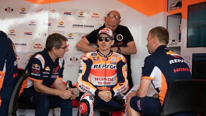 Resmi Jadi Pembalap Penguji Yamaha, Jorge Lorenzo Sudah Tak Sabar Kembali Berkendara