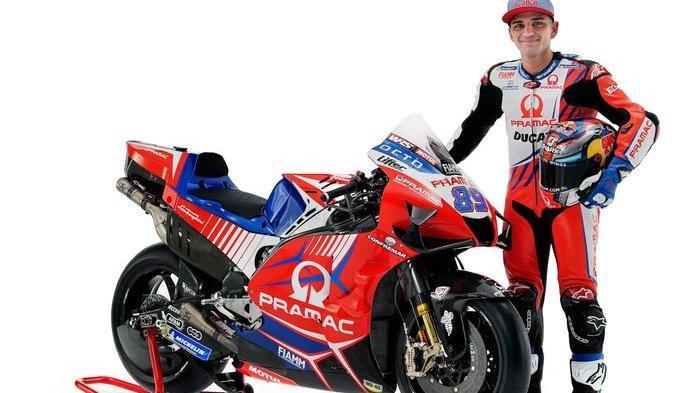 Tak menarget menjadi juara dunia MotoGP, Jorge Martin punya target lain di debutnya.