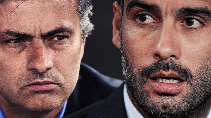 Jose Mourinho vs Pep Guardiola - Sky Sports