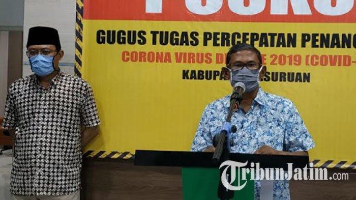 10 Orang Positif Corona Dirawat di RSUD Bangil, Satgas Covid-19 Pasuruan Ajak 'Tak Takut Berlebihan'
