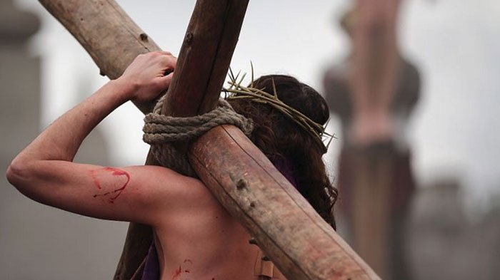 LIVE STREAMING Misa Online di Kompas TV, TVRI dan YouTube, Dilengkapi Jadwal Pekan Suci Paskah 2020