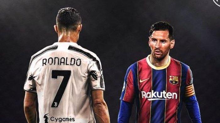 Jadwal Matchday 6 Liga Champions - Super Big Match Barcelona Lawan Juventus, Duel Messi Vs Ronaldo